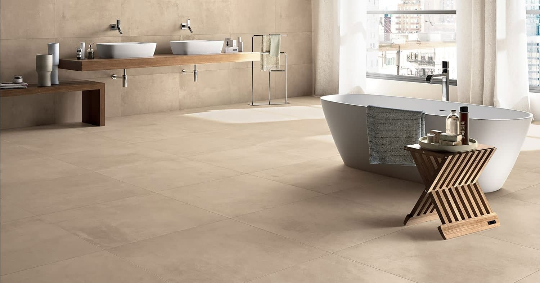 дизайн ванной комнаты модные цвета