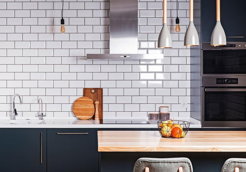 Антитренды кухонная плитка